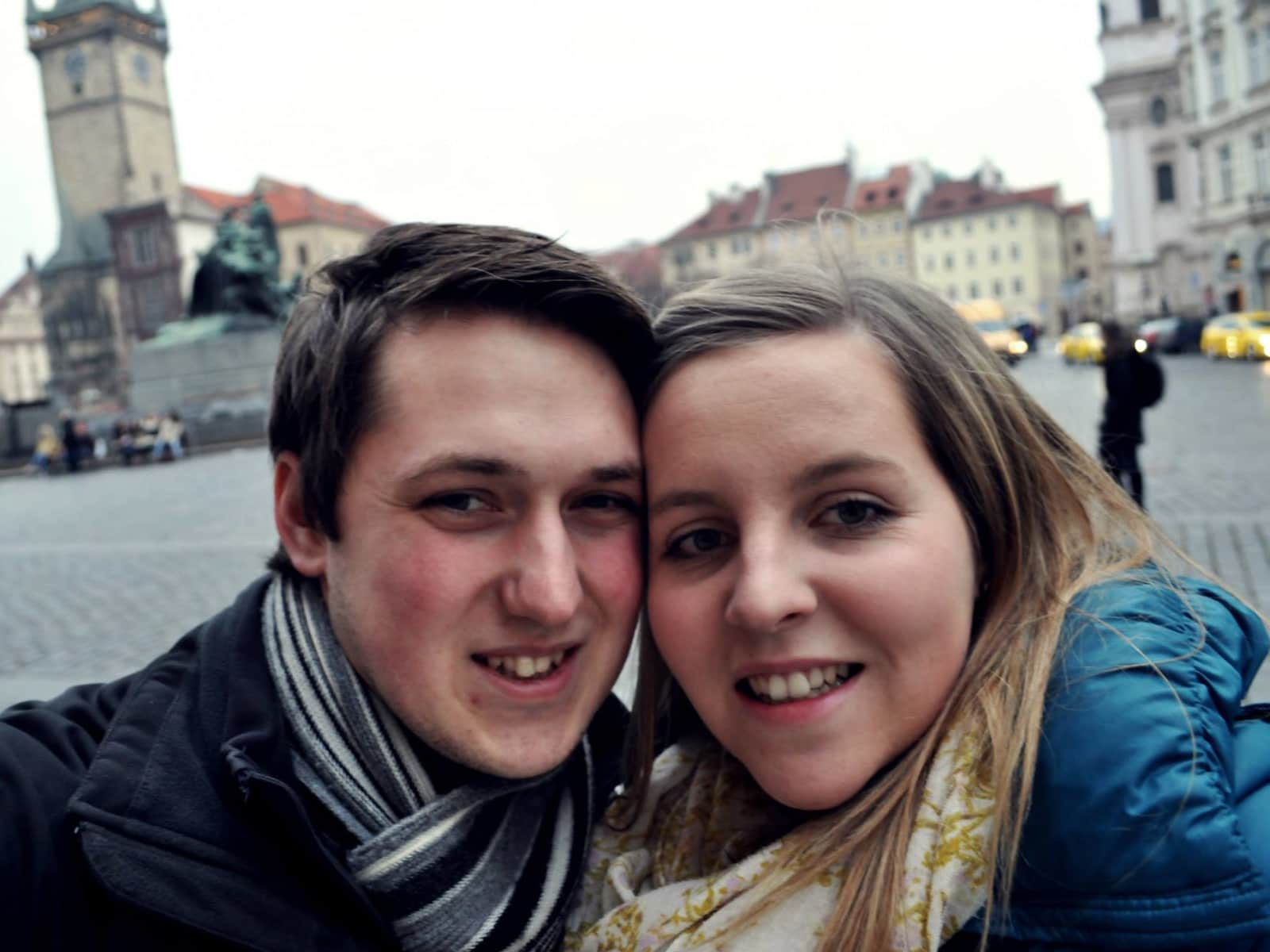 Katharina & Thomas from Steyr, Austria