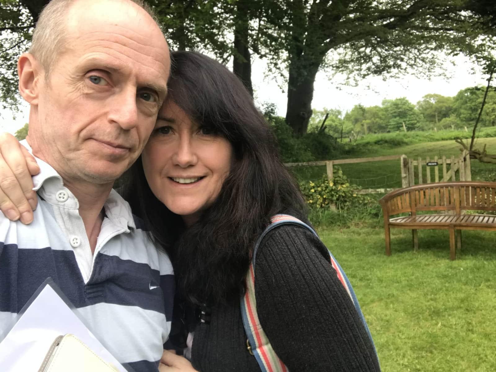 Patrick & Kathryn from Sandhurst, United Kingdom