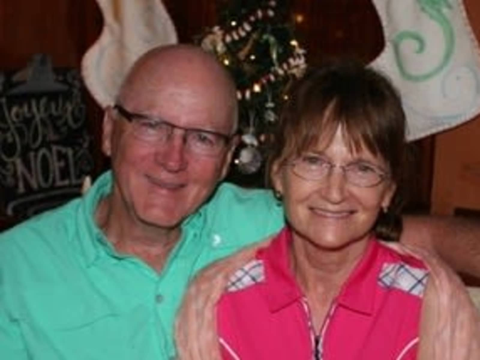 Richard & Linda from Charleston, South Carolina, United States