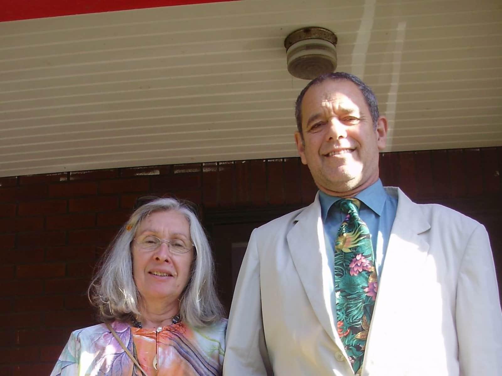 Helene & Jay from Picton, Ontario, Canada