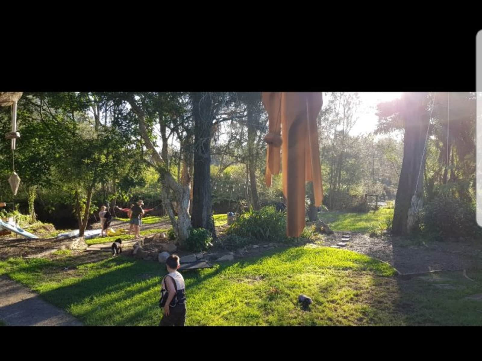 Housesitting assignment in Wyong, New South Wales, Australia