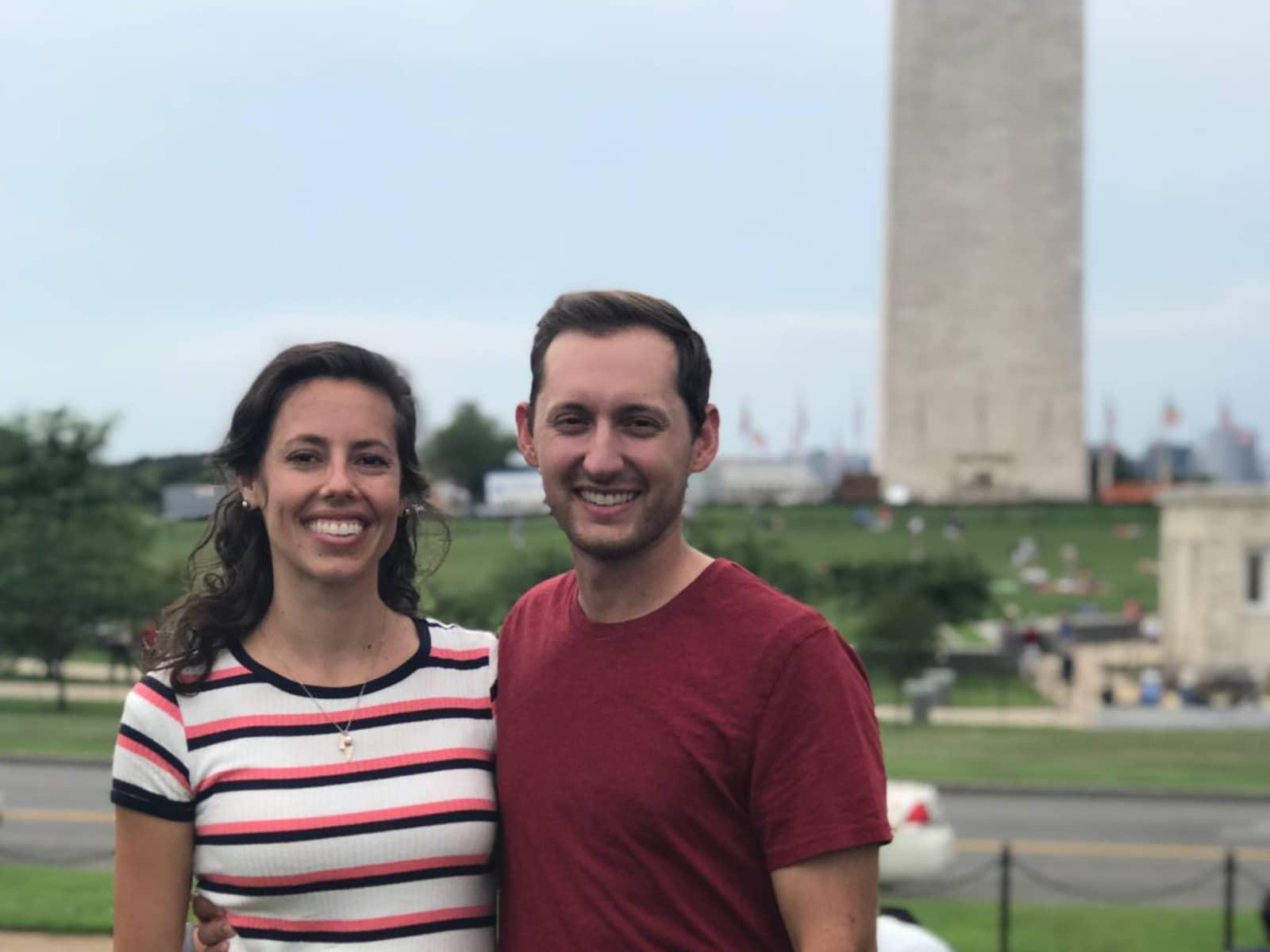 Kristen & Sean from Logan, Utah, United States