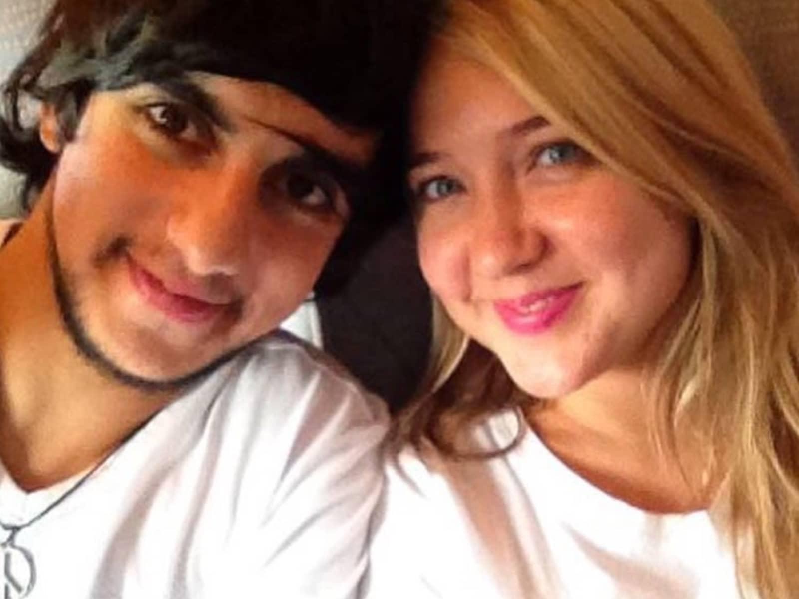Jihan & Irfaan from New Orleans, Louisiana, United States
