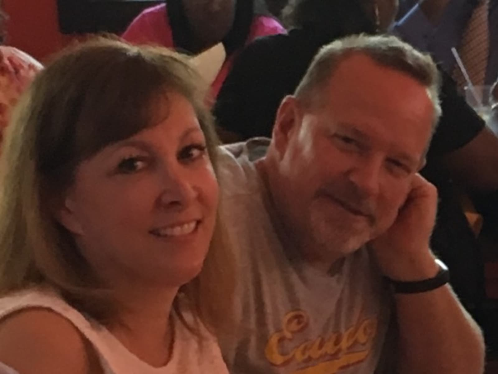 Mike & Karrie from Houston, Texas, United States