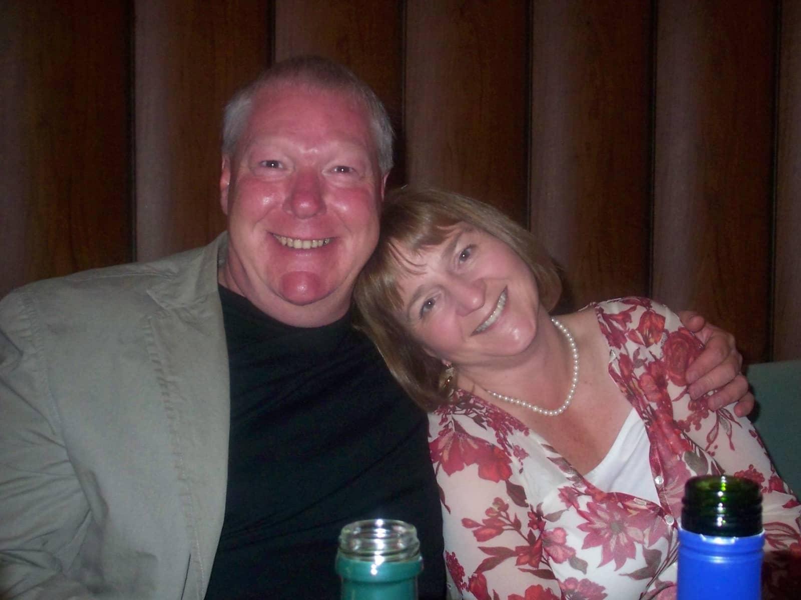 Jane & Paul from Stamford, United Kingdom