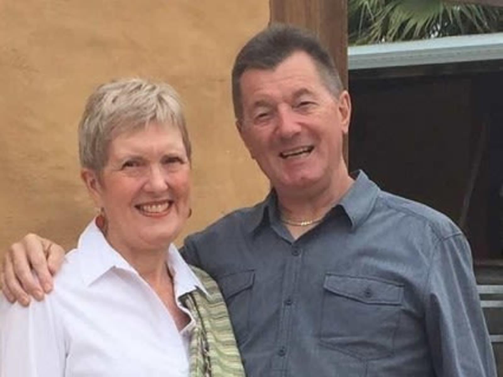 Nigel & Sandra from Newcastle, New South Wales, Australia