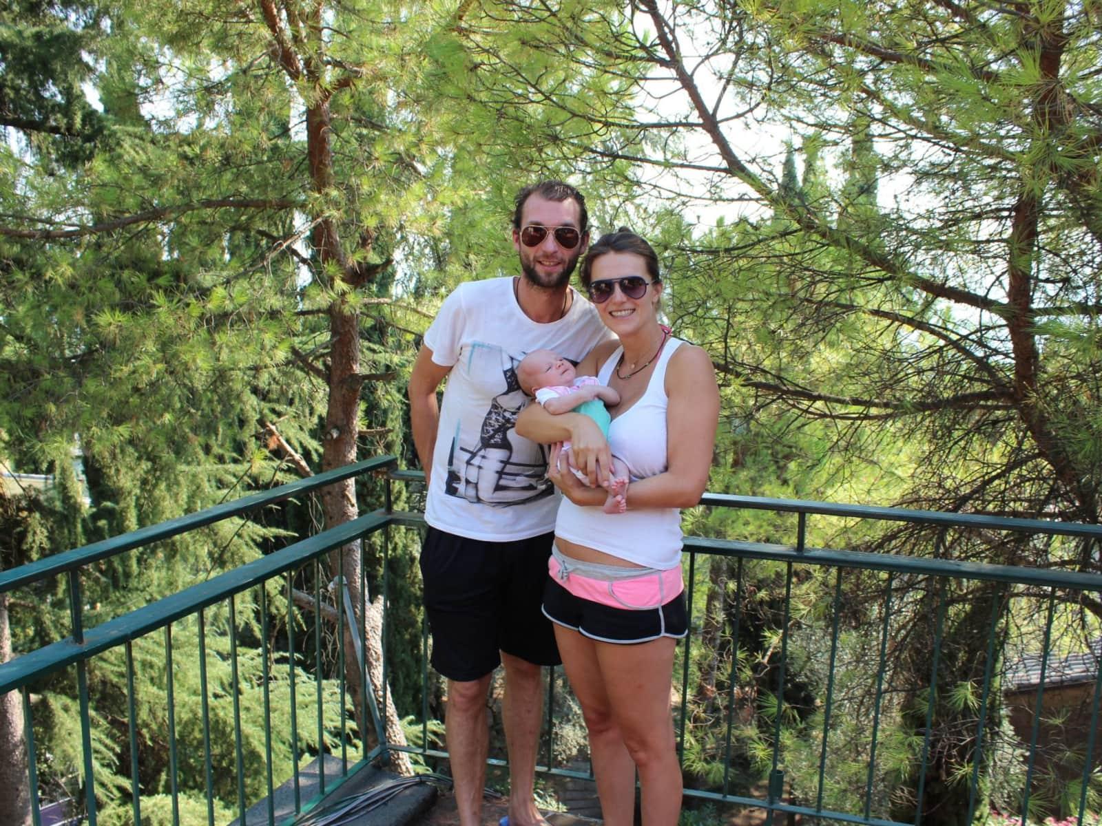 Vera & Philipp from Innsbruck (Innenstadt), Austria