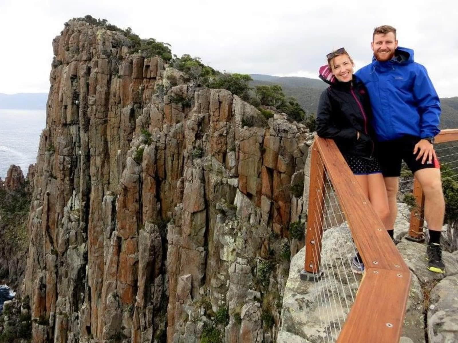 Cleo & Tom from Cairns, Queensland, Australia