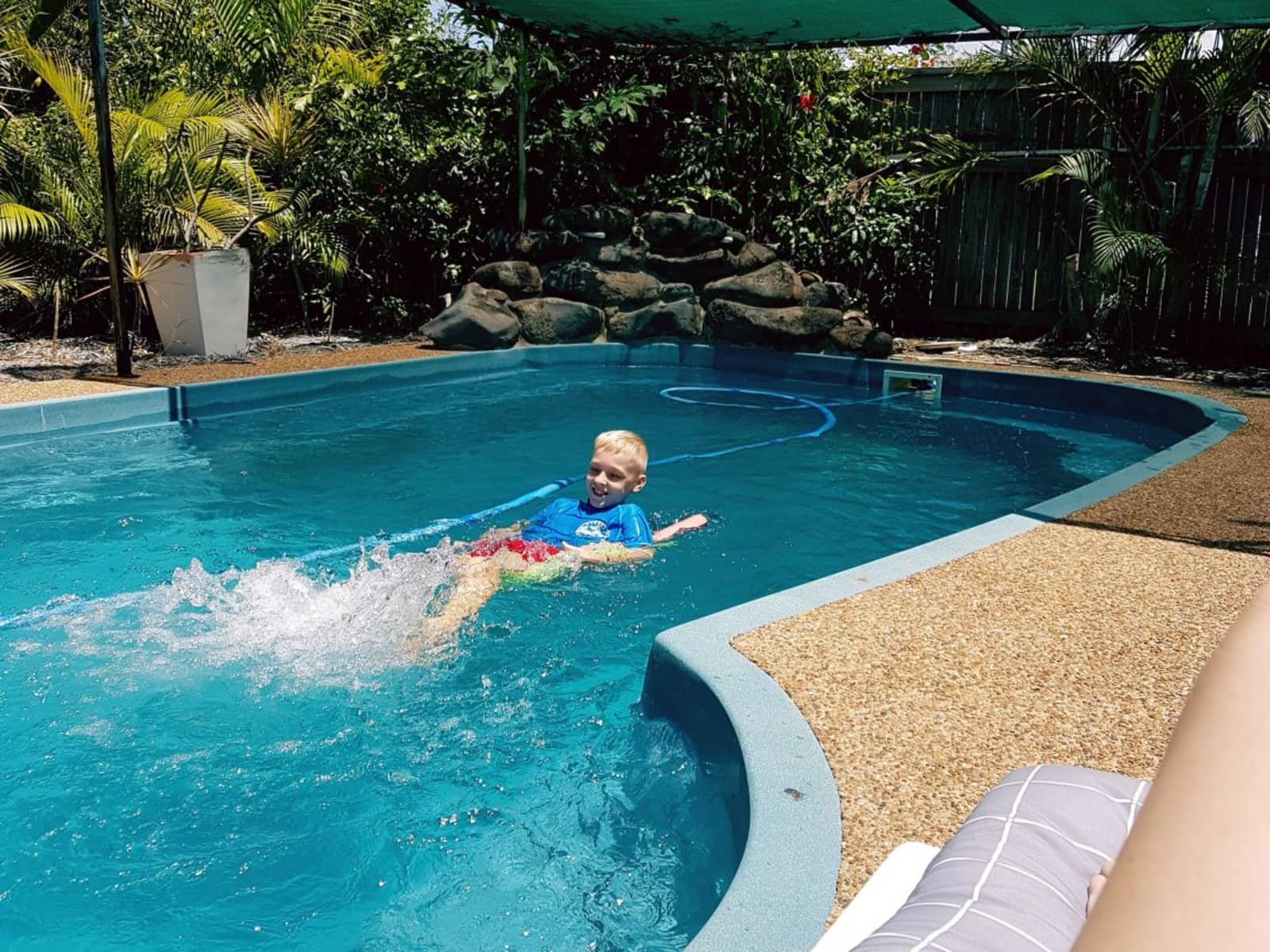 Housesitting assignment in Townsville, Queensland, Australia