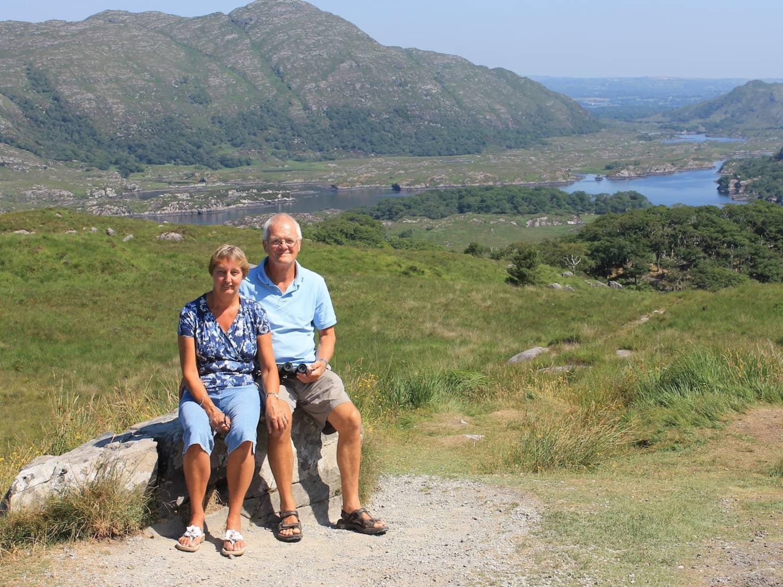 Philip & Elaine from Harrogate, United Kingdom