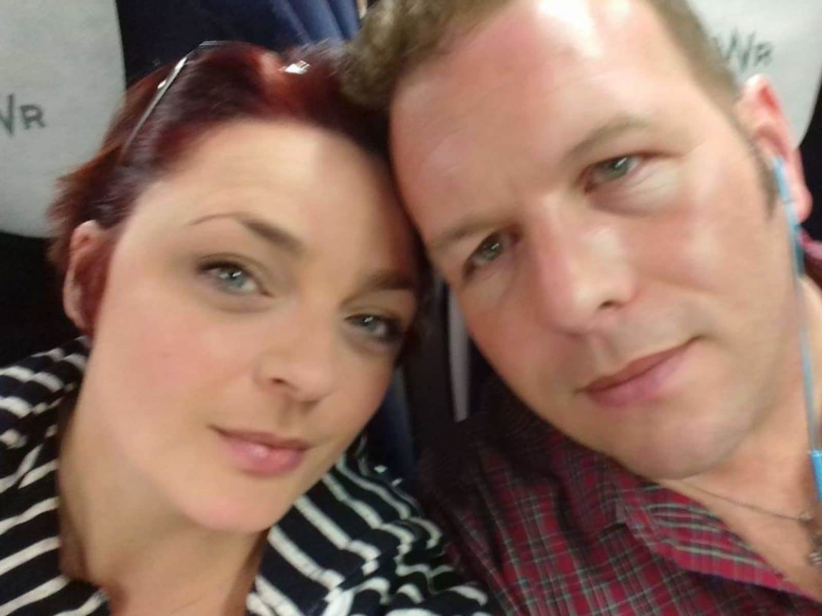 Sarah & Francis from Gloucester, United Kingdom