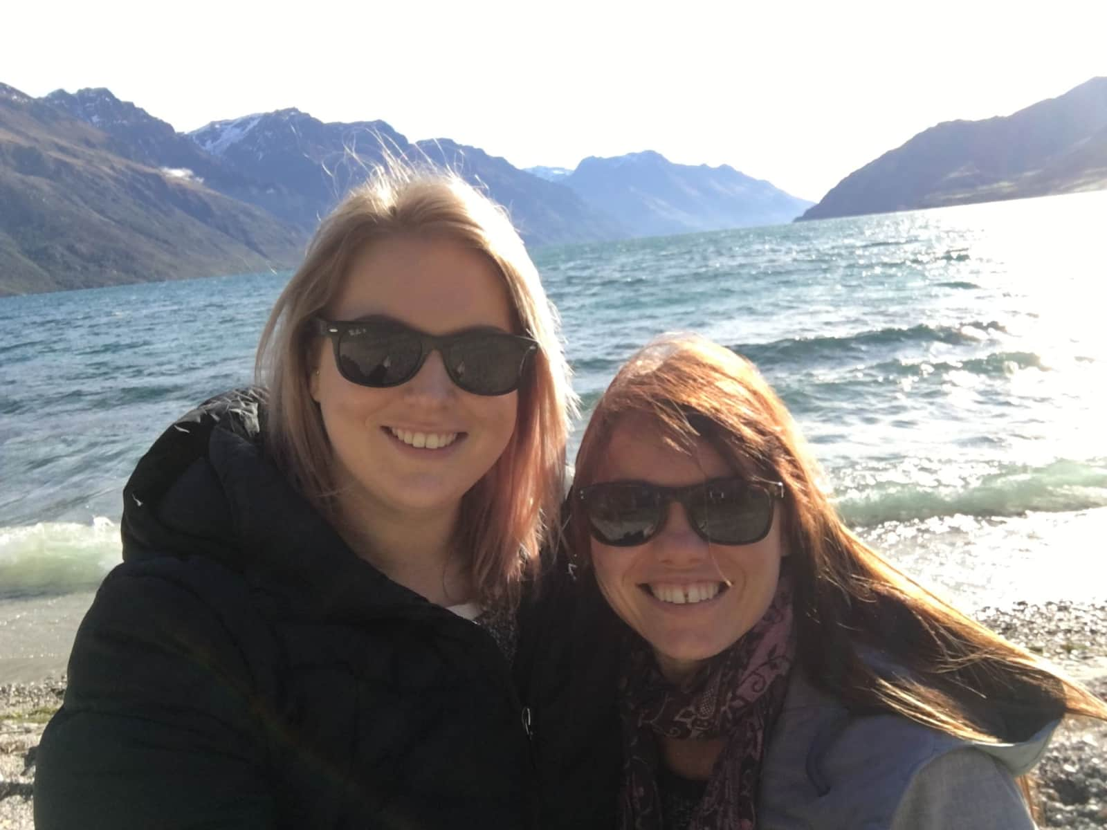 Sheehan & Morgann from Auckland, New Zealand