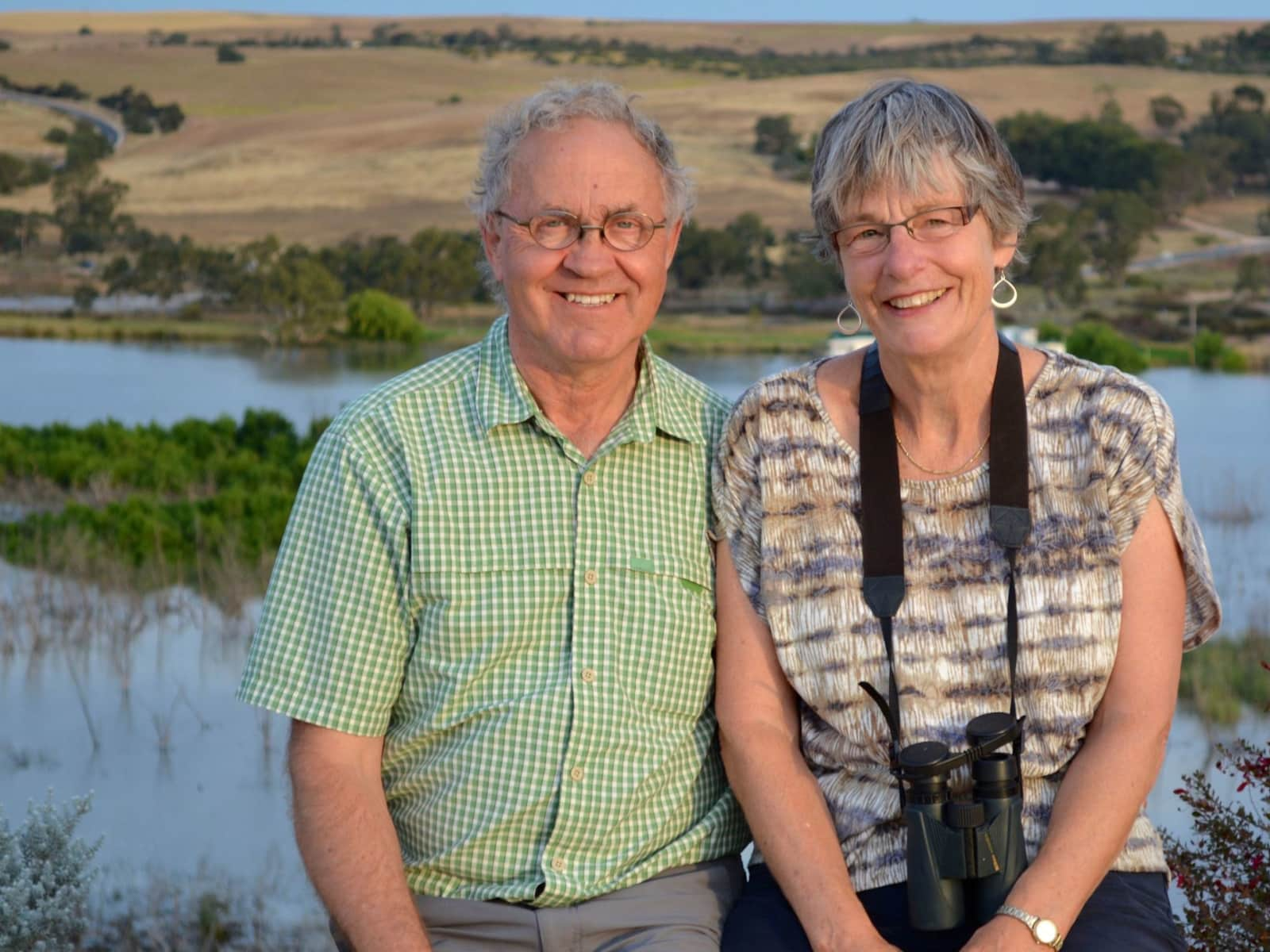 Ray & fenella & Fenella from Tura Beach, New South Wales, Australia