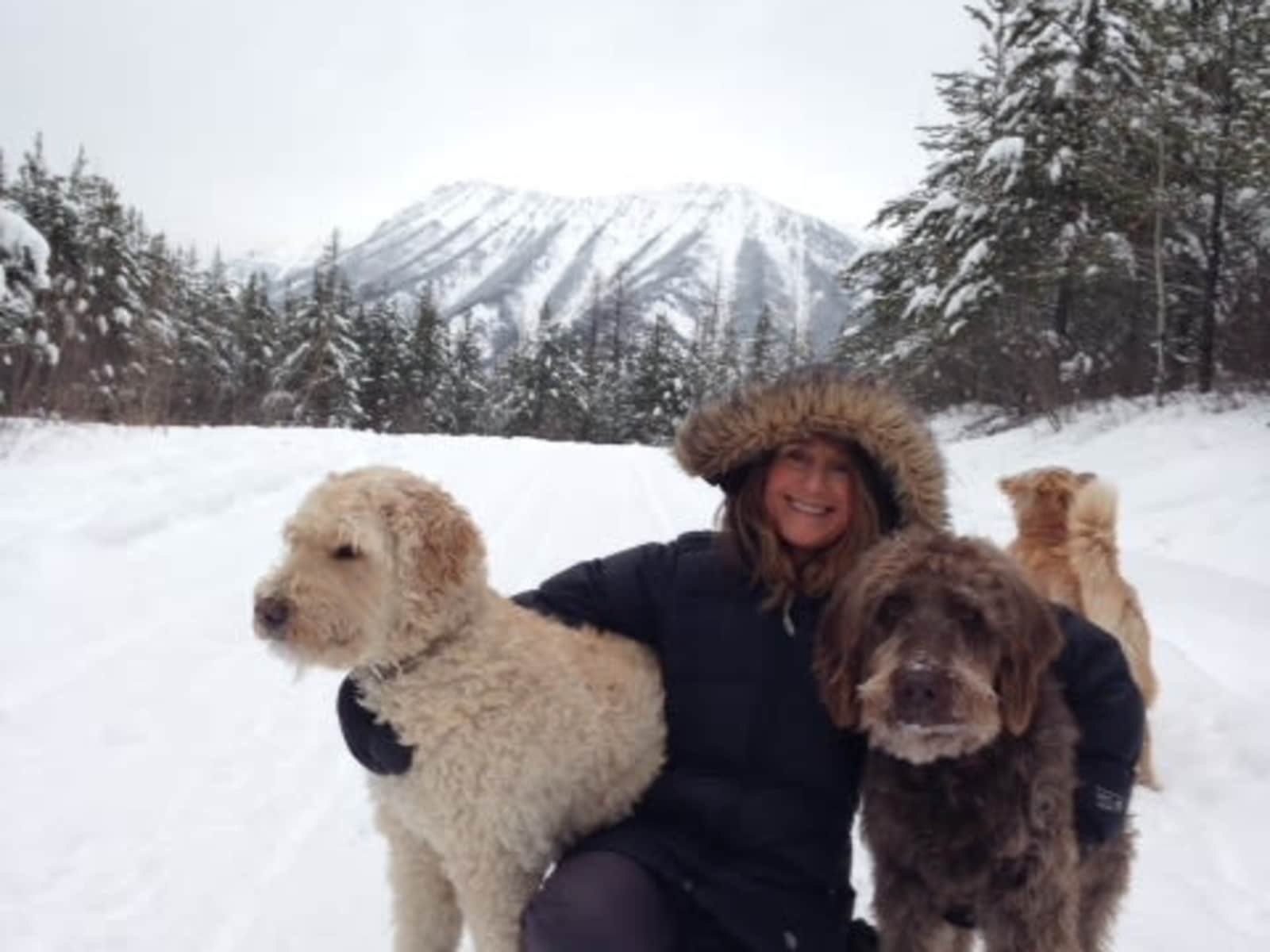 Patti from Fernie, British Columbia, Canada