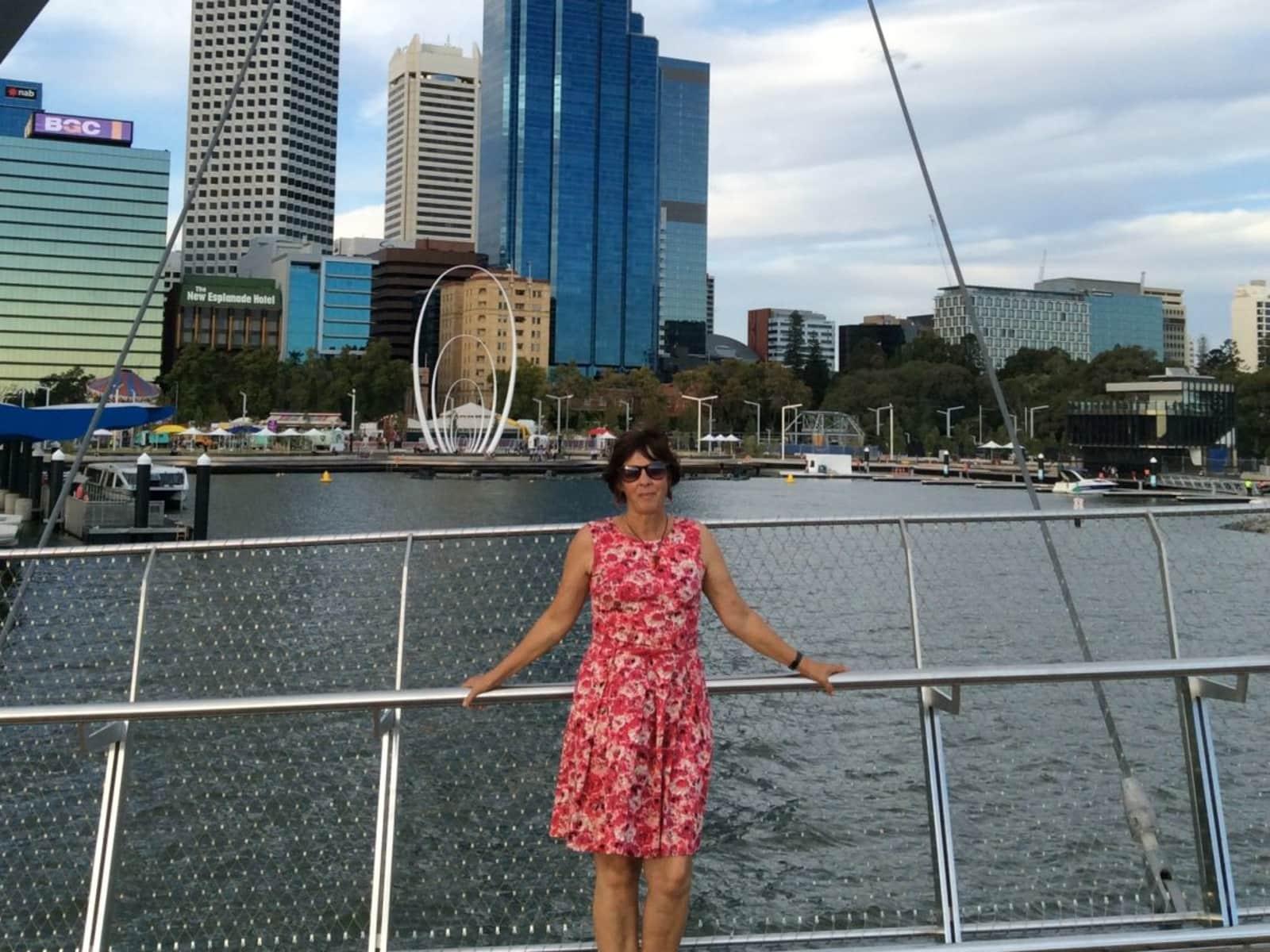 Gabi from Perth, Western Australia, Australia