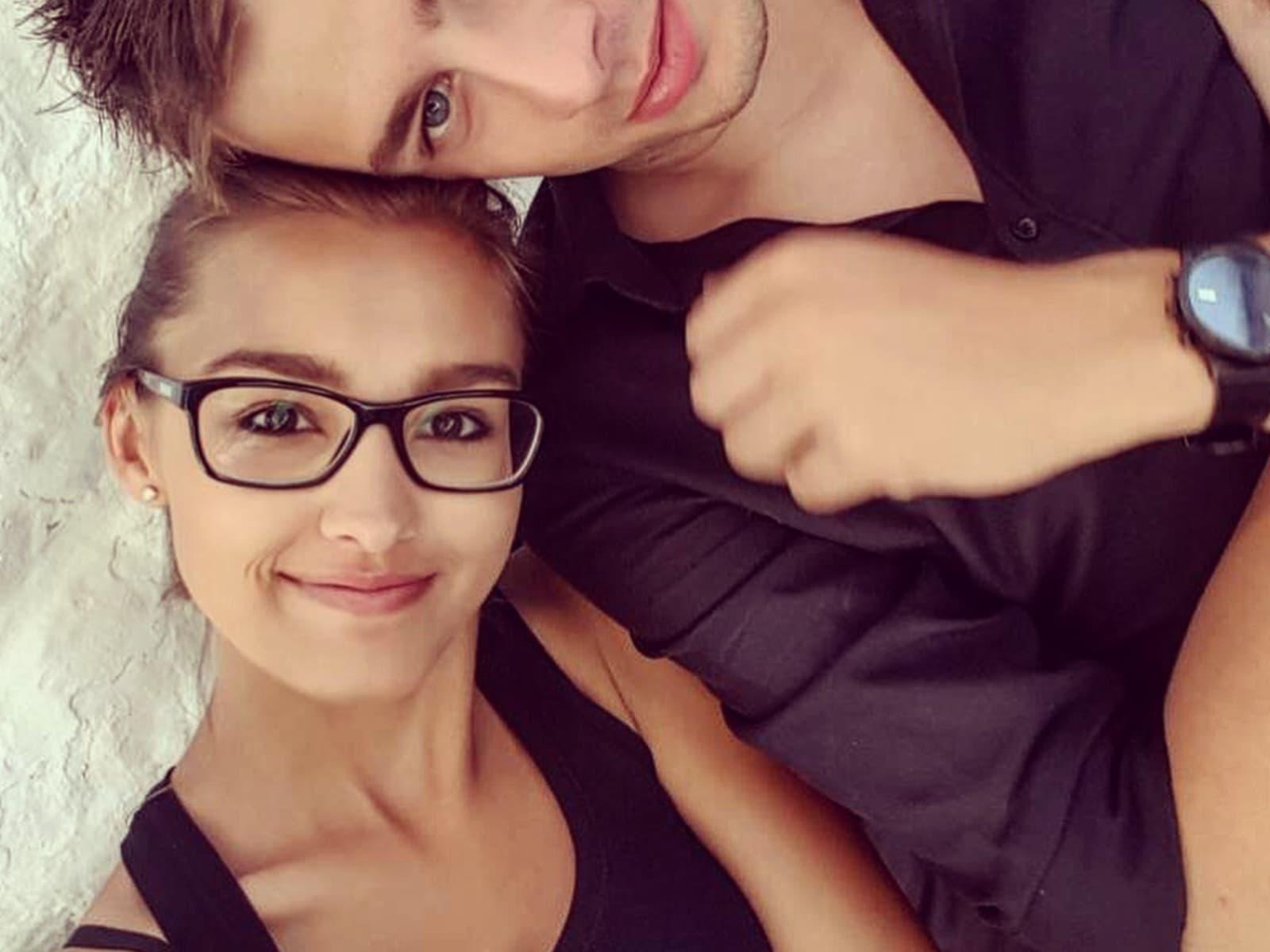Matej & Martina from Prague, Czech Republic