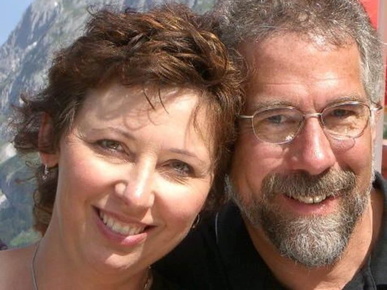 Janet & Phil from Columbia, South Carolina, United States