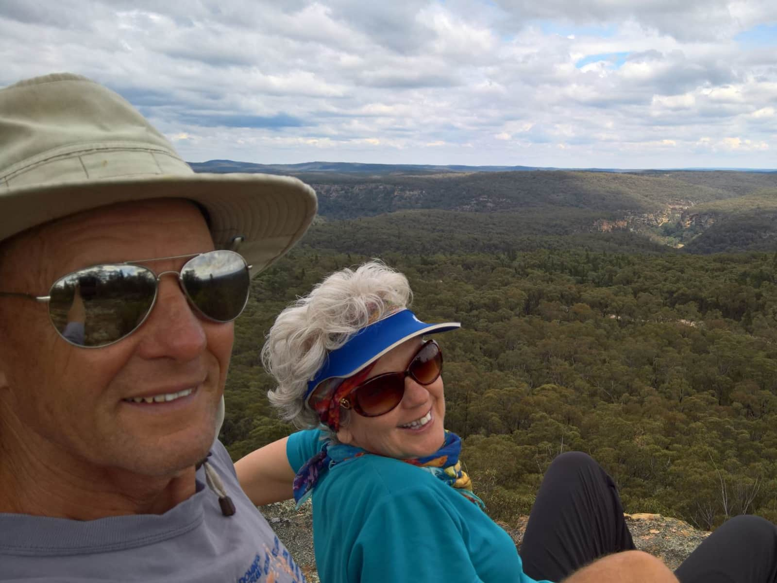 Patsy & Leigh from Cedar Creek, Queensland, Australia