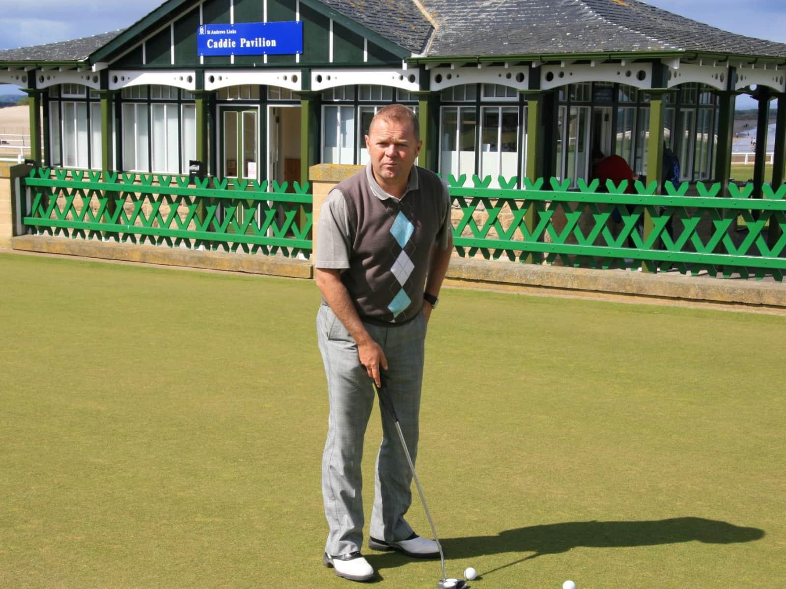 Tim from Melton Mowbray, United Kingdom
