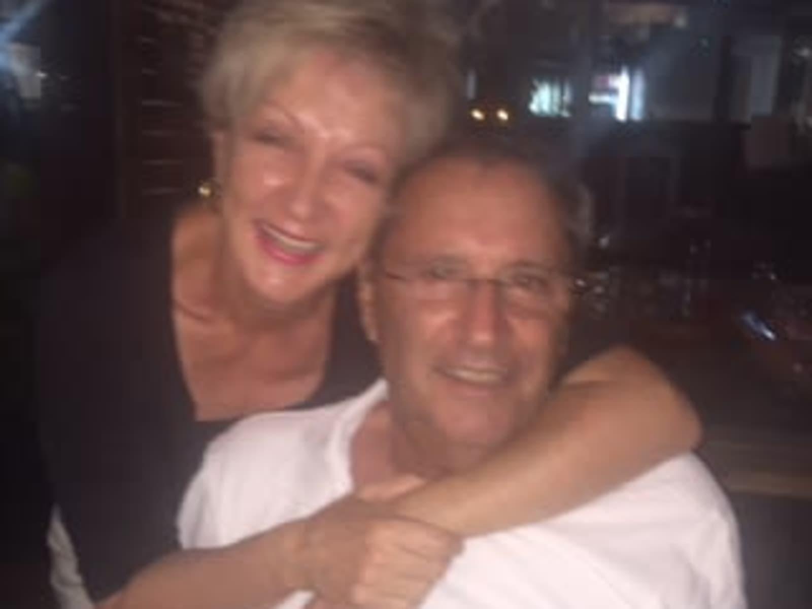 Judith & Mario from Noosa Heads, Queensland, Australia