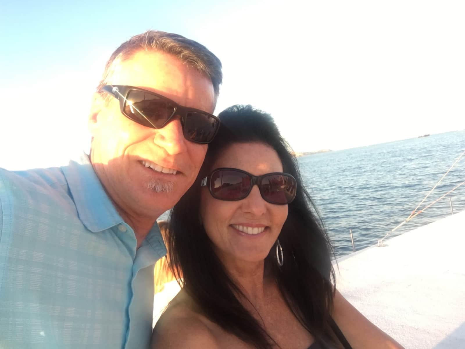 Lori & Mike from Huntington Beach, California, United States