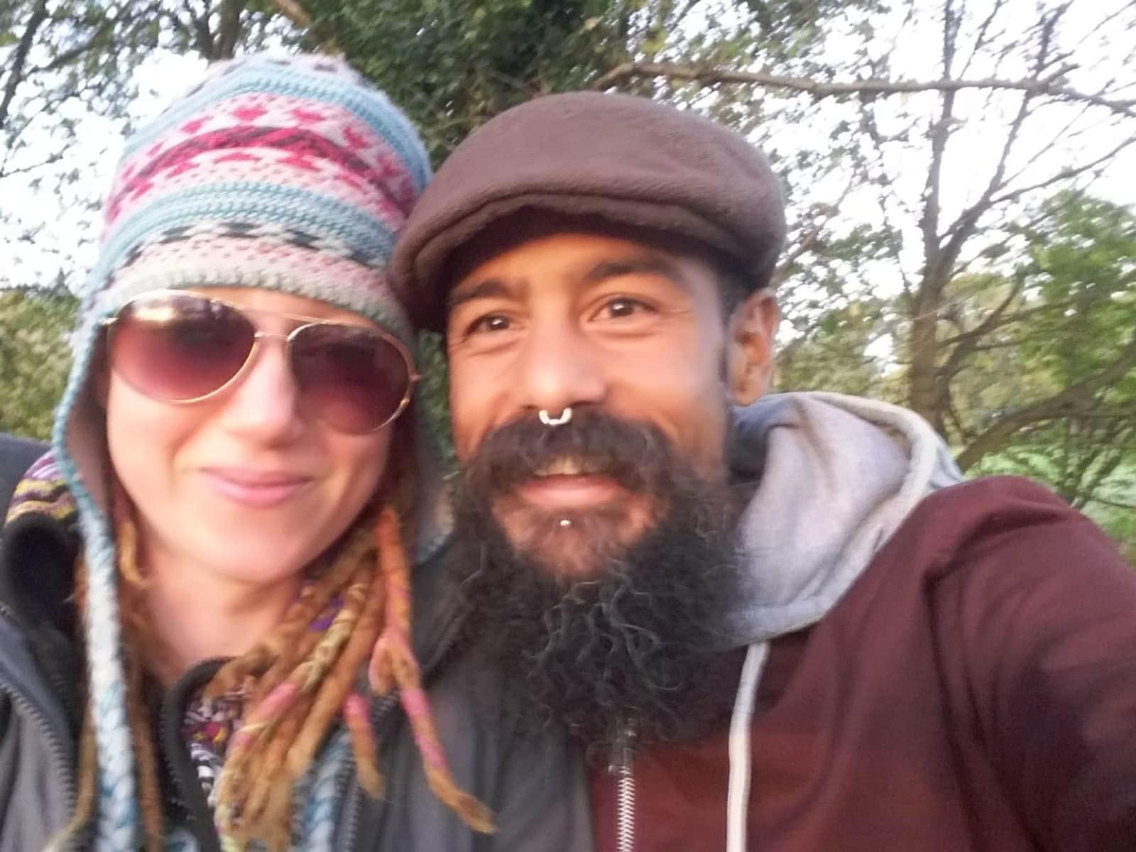 Elisa & Carl from Oxford, United Kingdom