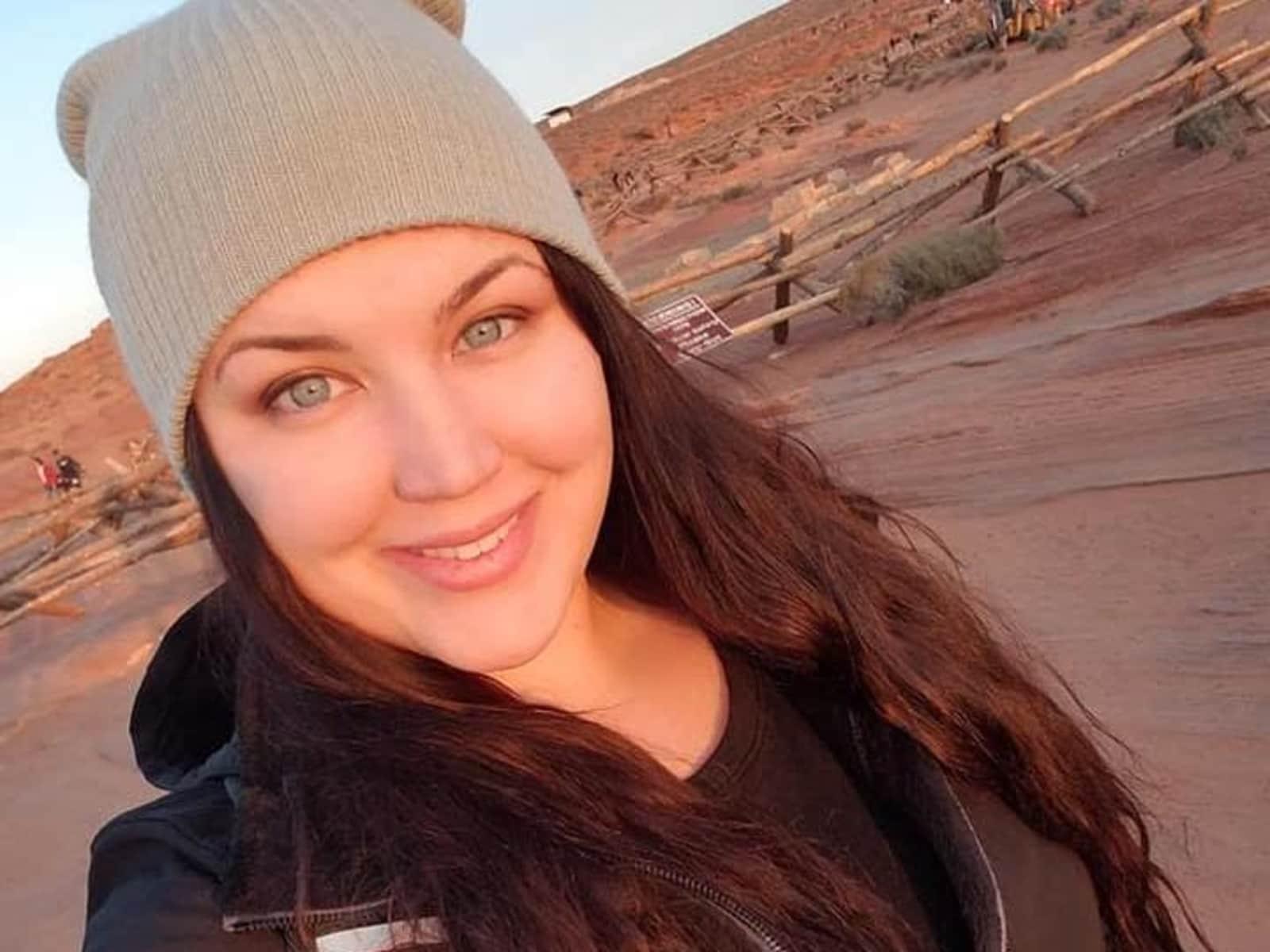 Rachel from Portland, Oregon, United States
