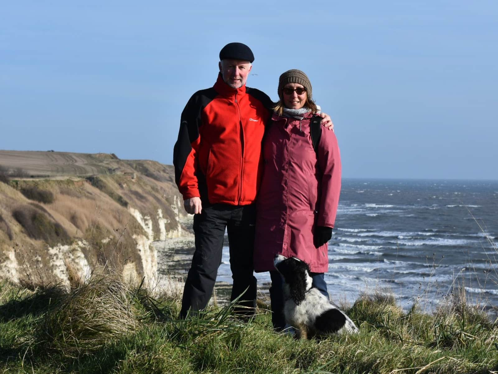 Doug & Lynne from High Ackworth, United Kingdom