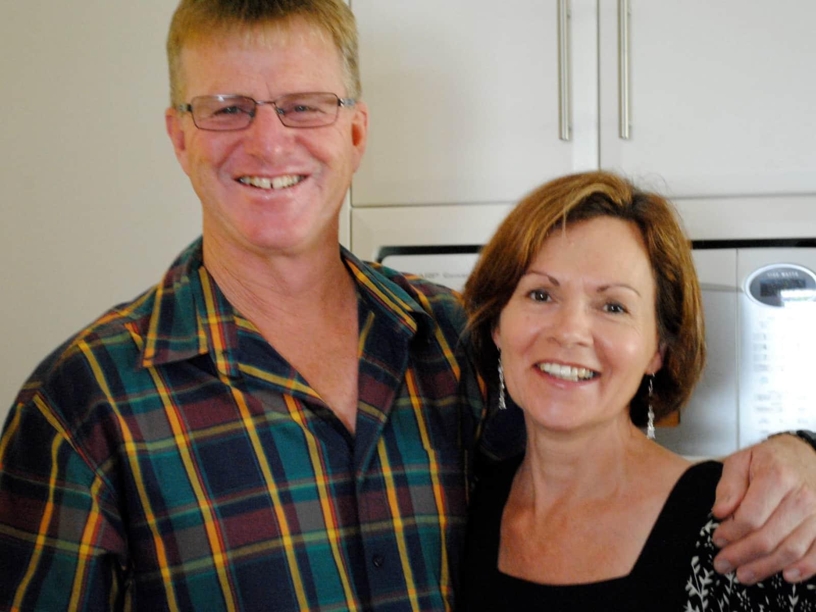 Ann & Leo from Perth, Western Australia, Australia