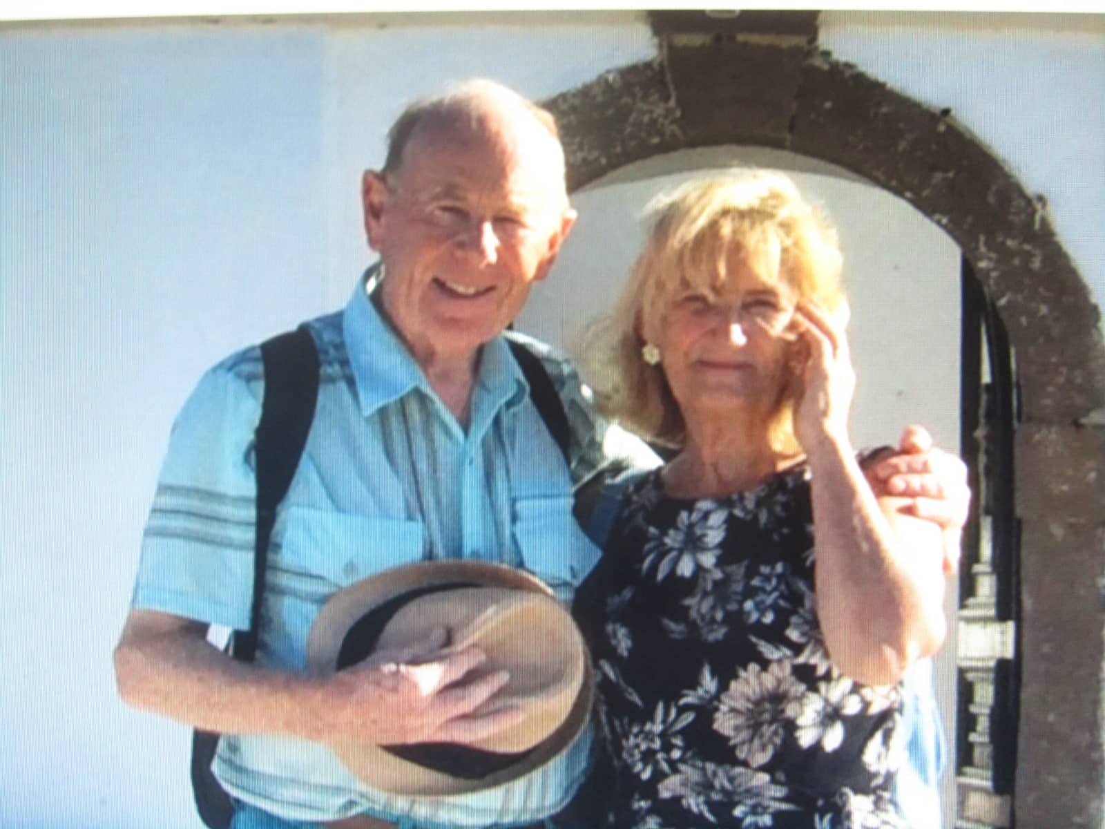 Cathryn & Peter from Romsey, United Kingdom