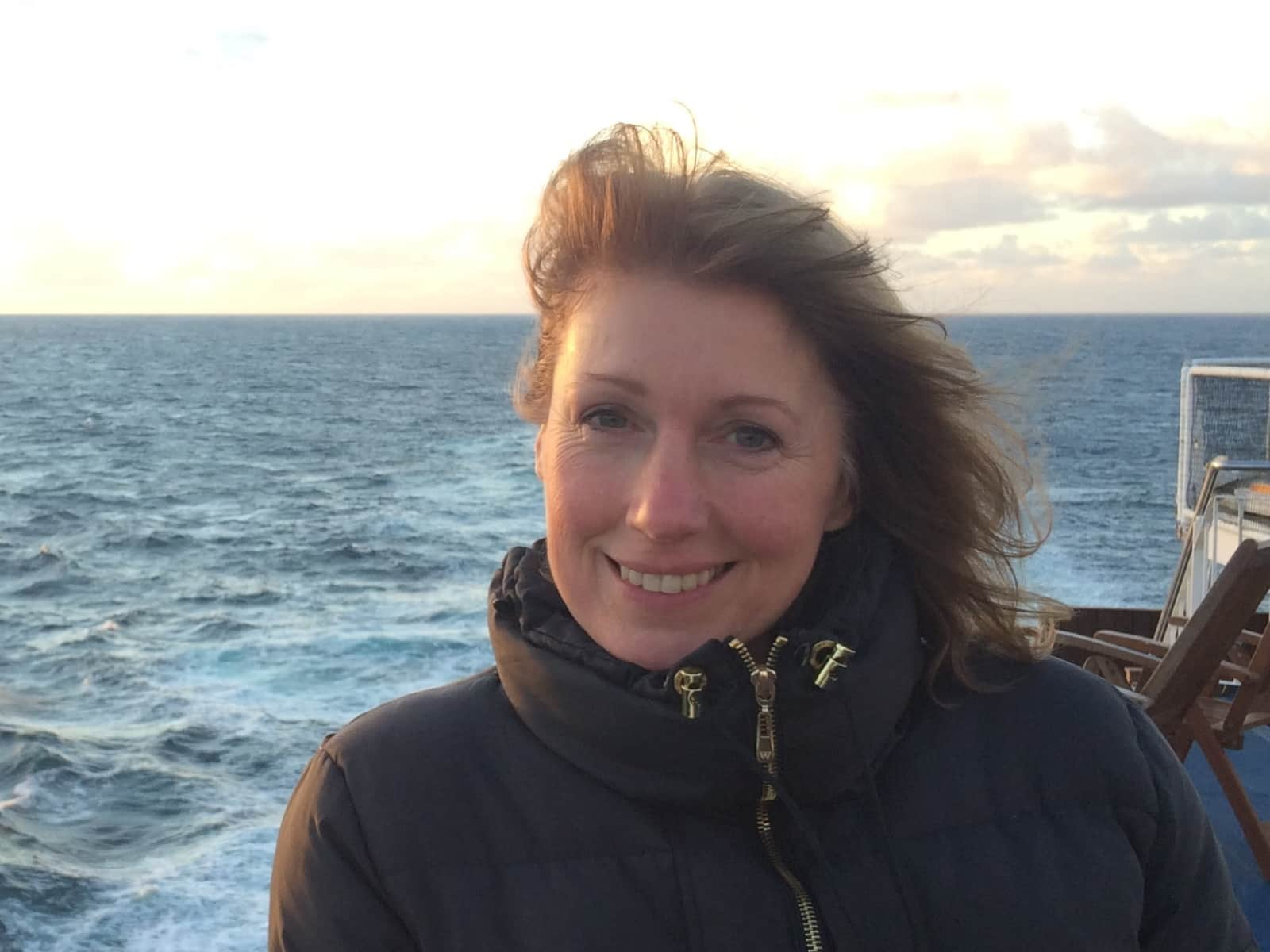 Angela from Århus, Denmark