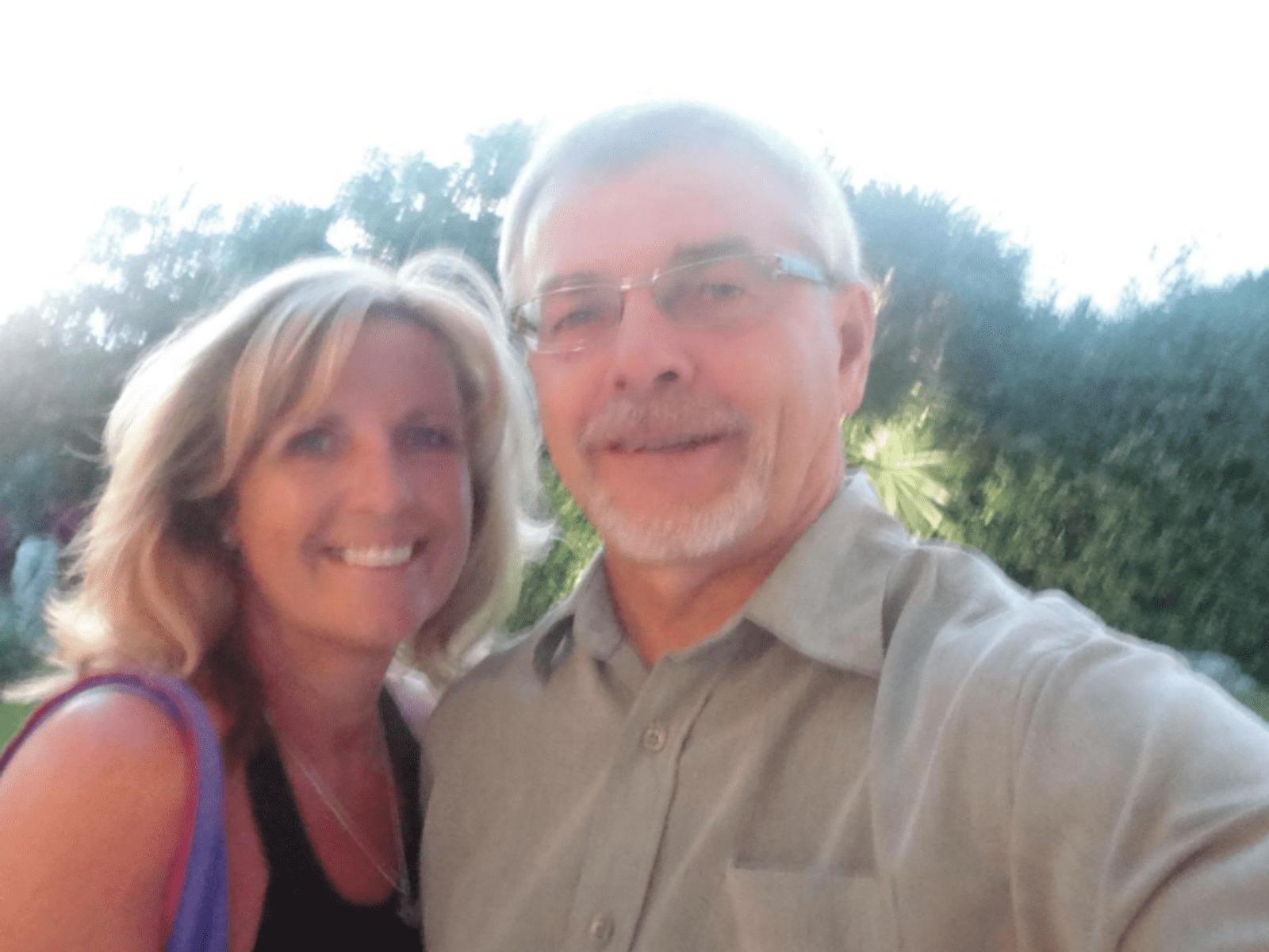 Fiona & Arny from Sherwood Park, Alberta, Canada