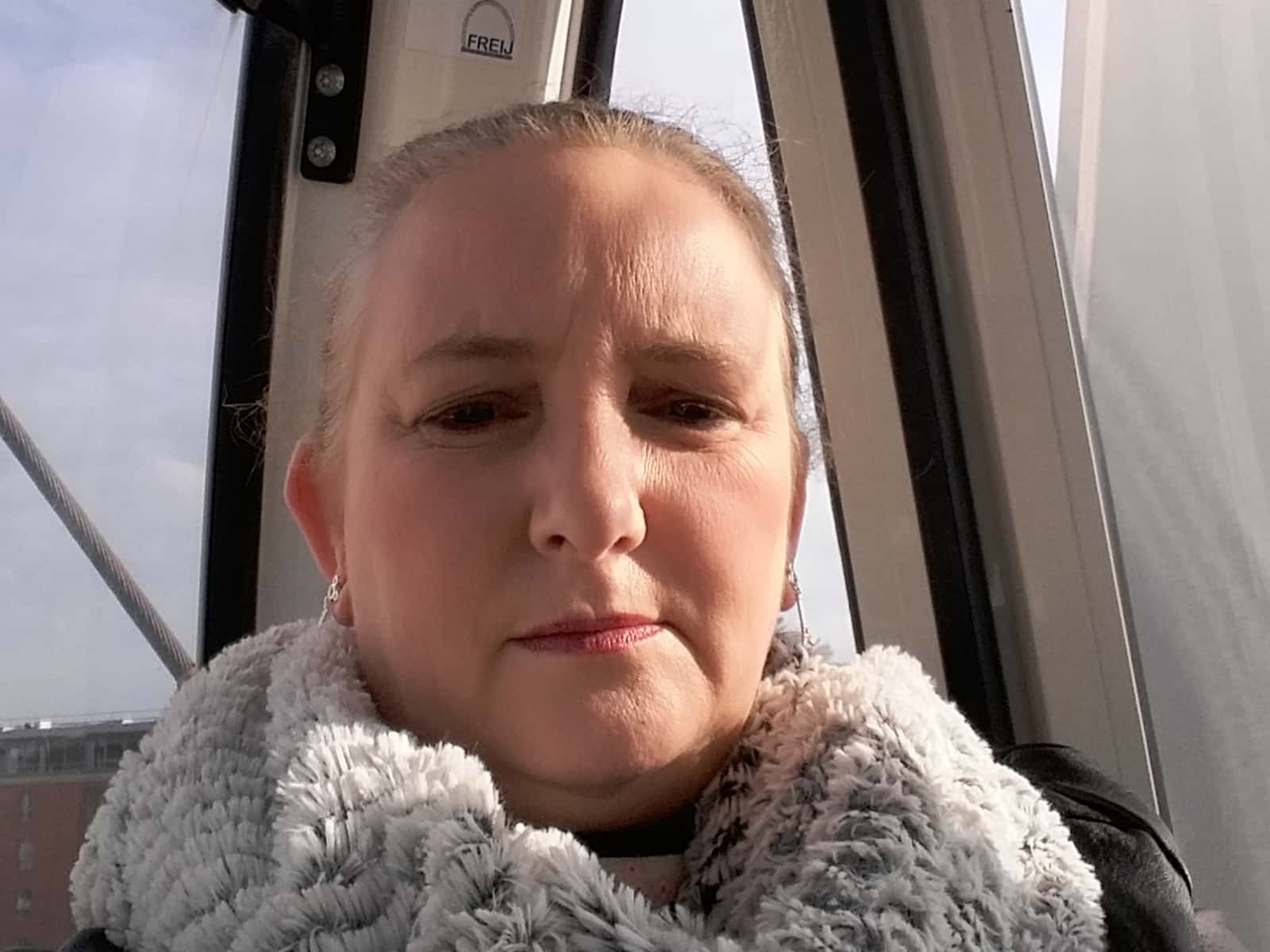 Michelle from Coleraine, United Kingdom