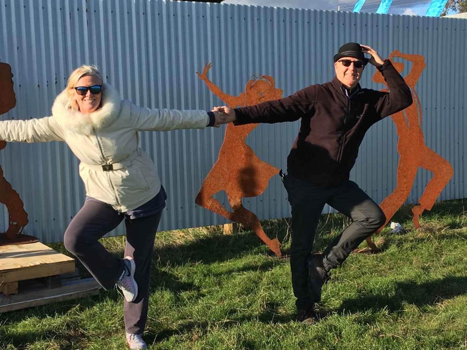 Paul & Marijke from Melbourne, Victoria, Australia
