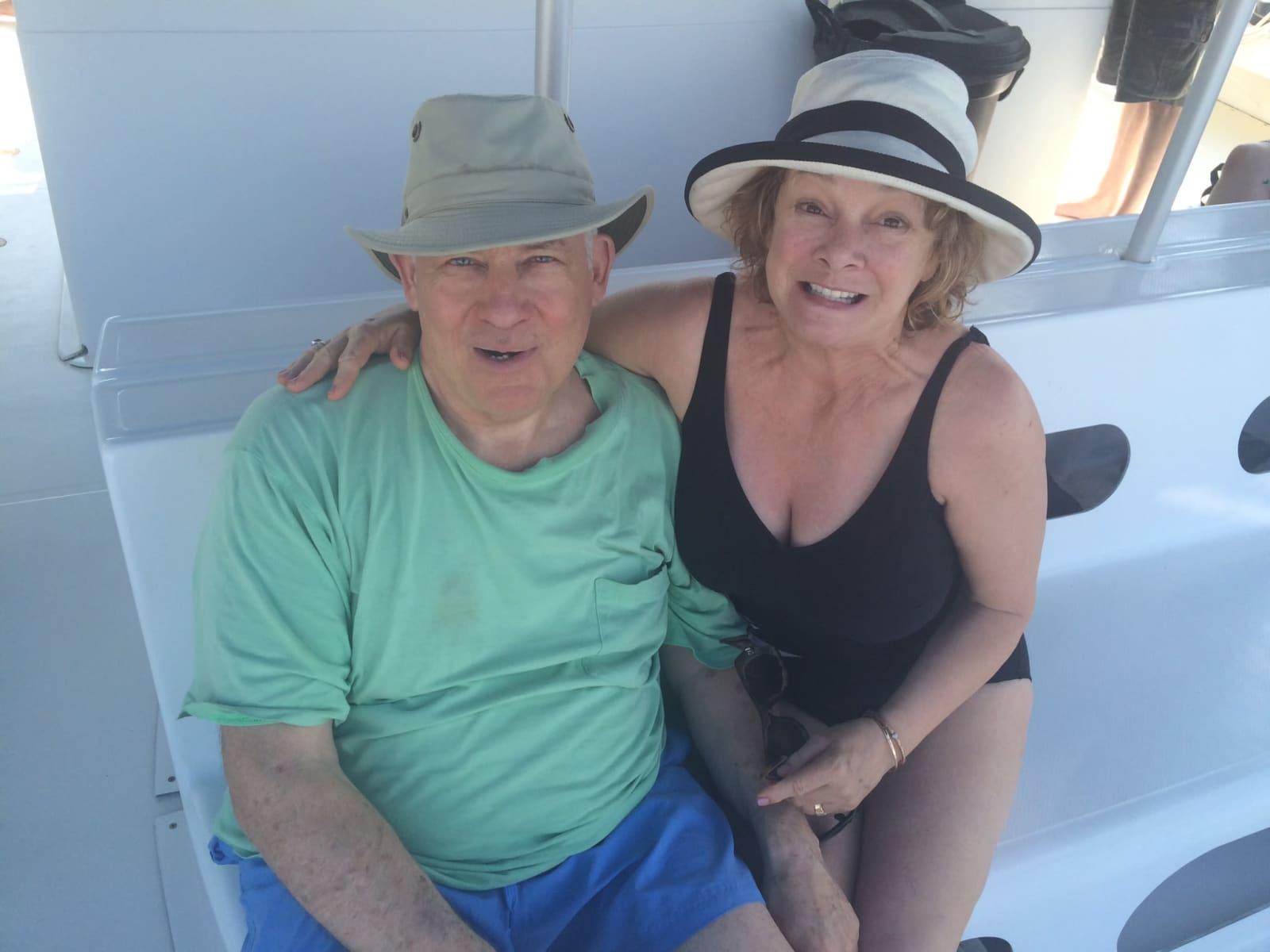 Darlene & Bryan from Saint Andrews, New Brunswick, Canada