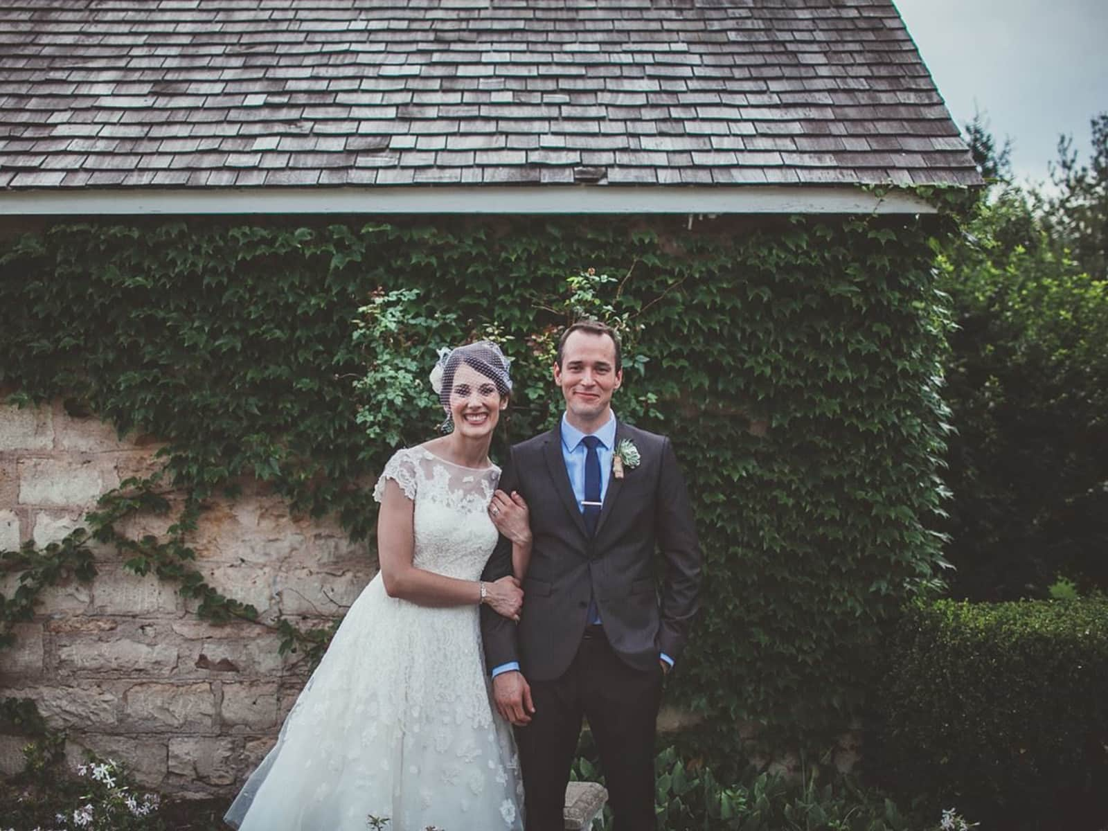 Elizabeth & Matt from Kansas City, Missouri, United States