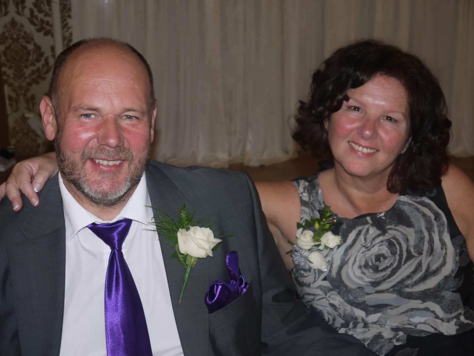 Stephen & Julie from Newcastle upon Tyne, United Kingdom