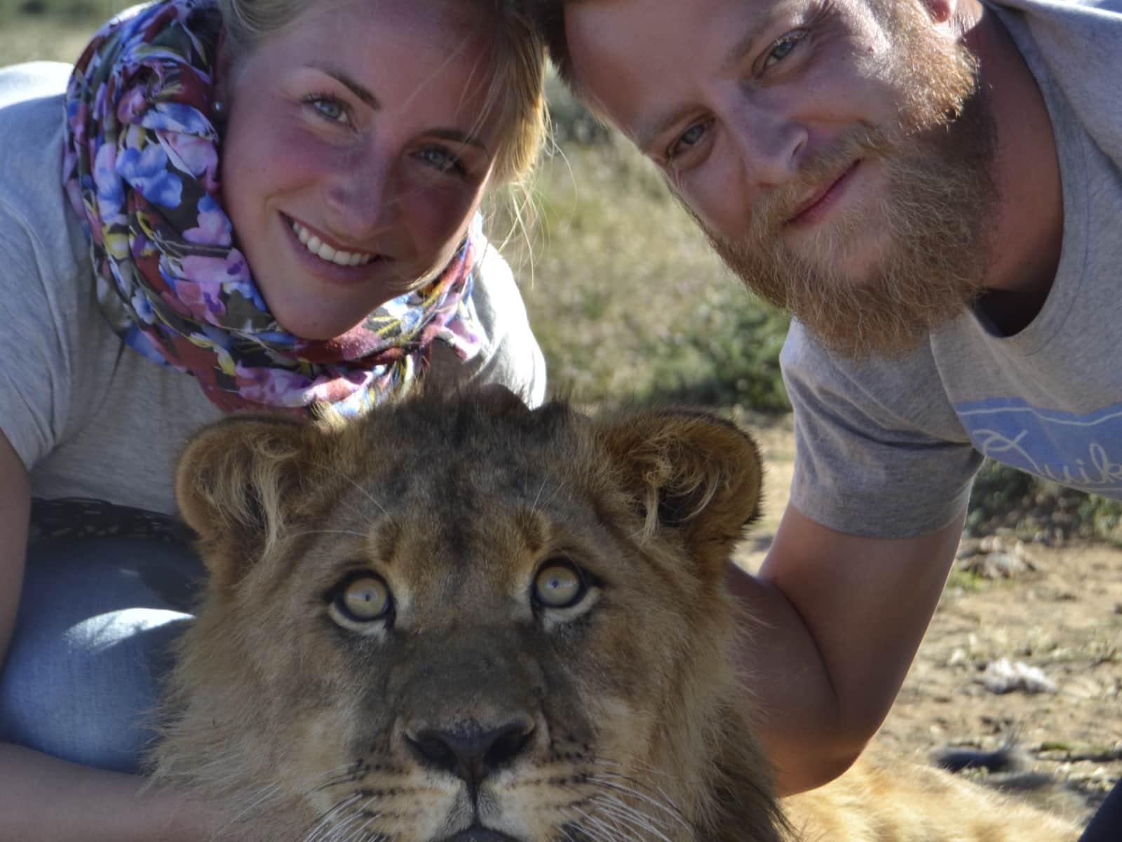 Louise & Mark from Copenhagen, Denmark