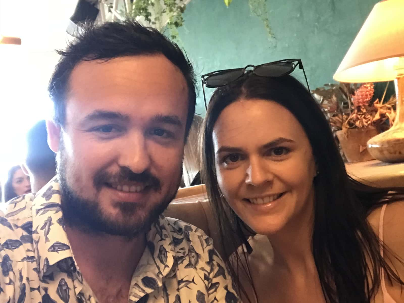Hollie & Tom from Waihi Beach, New Zealand