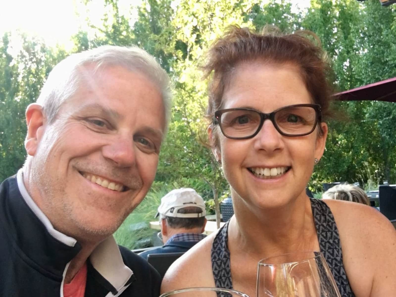 Cathy & Rick from Manchester, Washington, United States