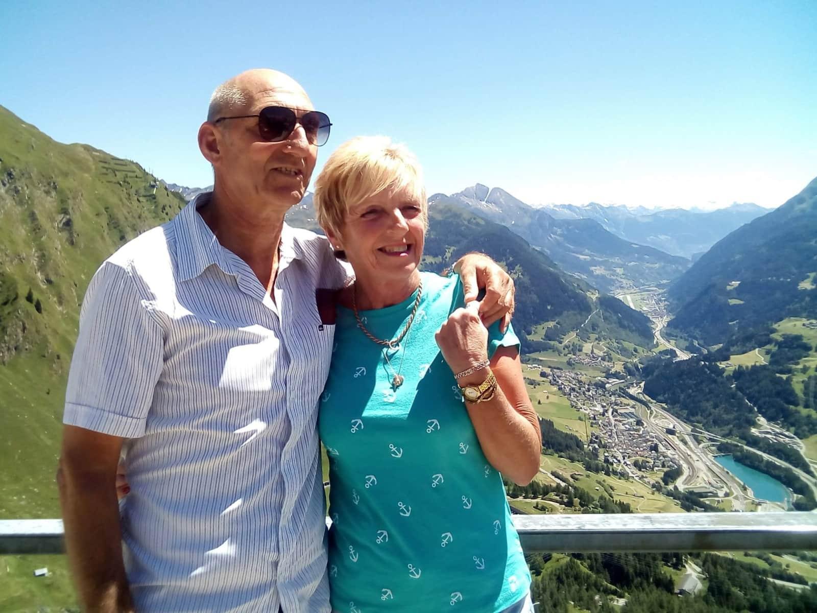 Lynda & Dennis from Cottingham, United Kingdom