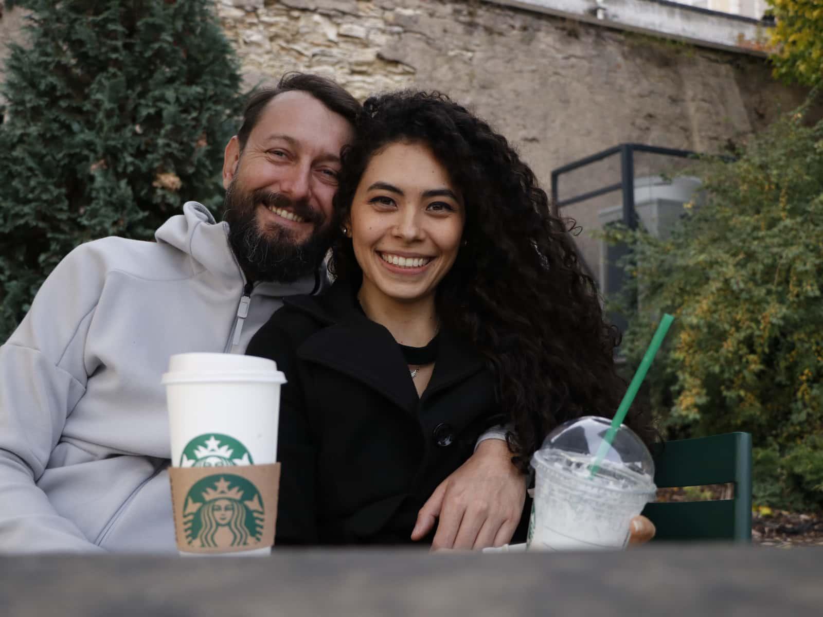 Flavia & Luiz ricardo from São Caetano do Sul, Brazil