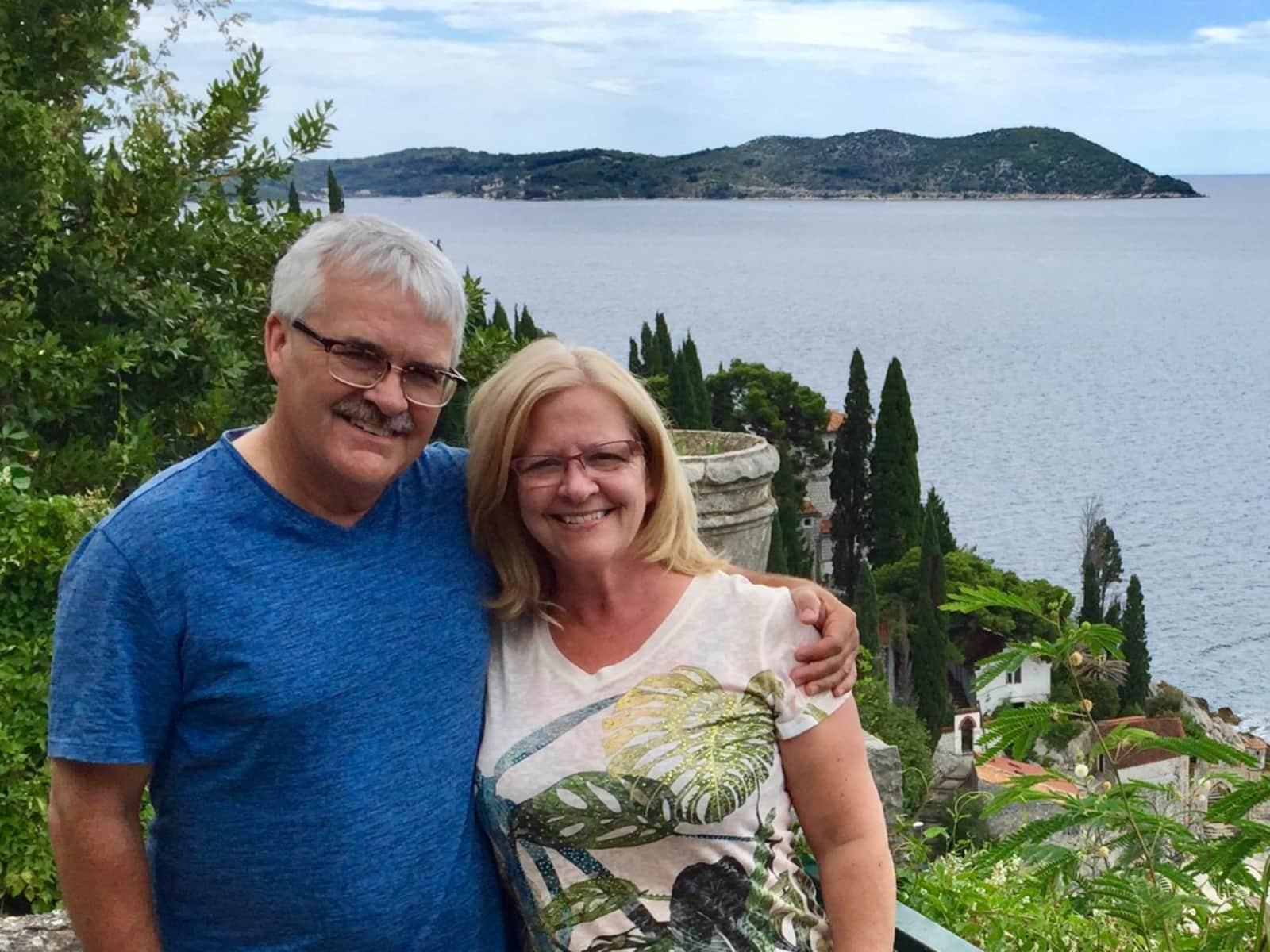Cathy & Gary from Ottawa, Ontario, Canada