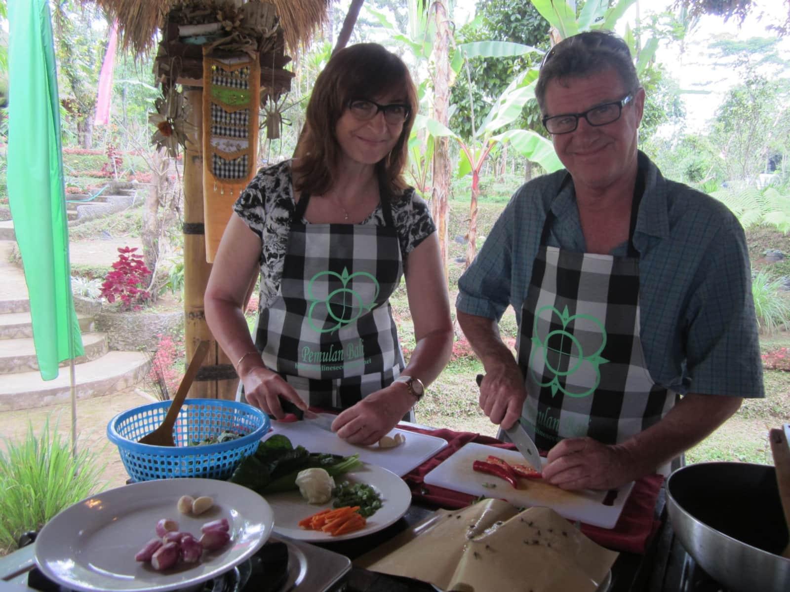 Janett & Neil from Aalen, Germany