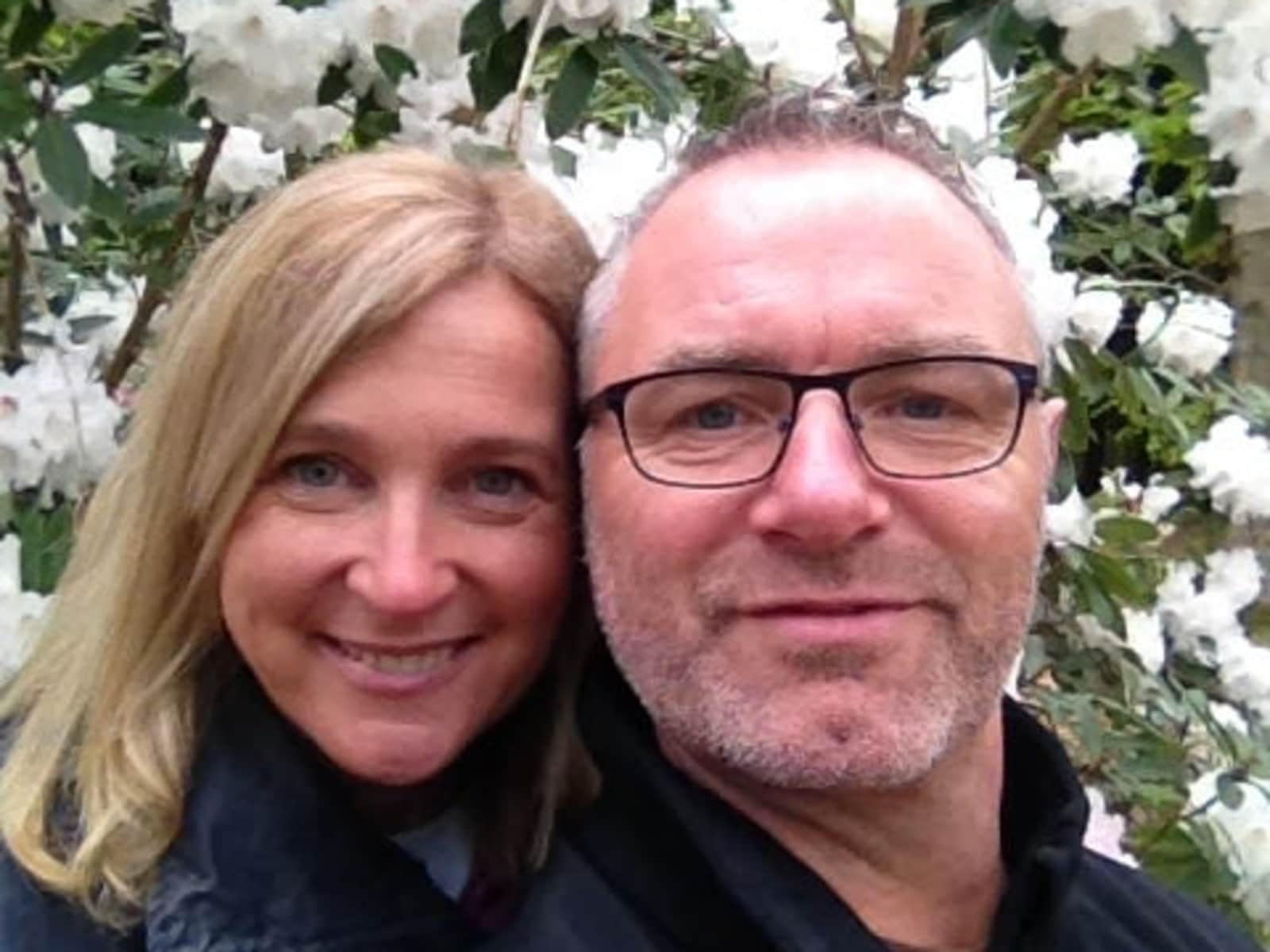 Andy & Christina from Bexhill-on-Sea, United Kingdom