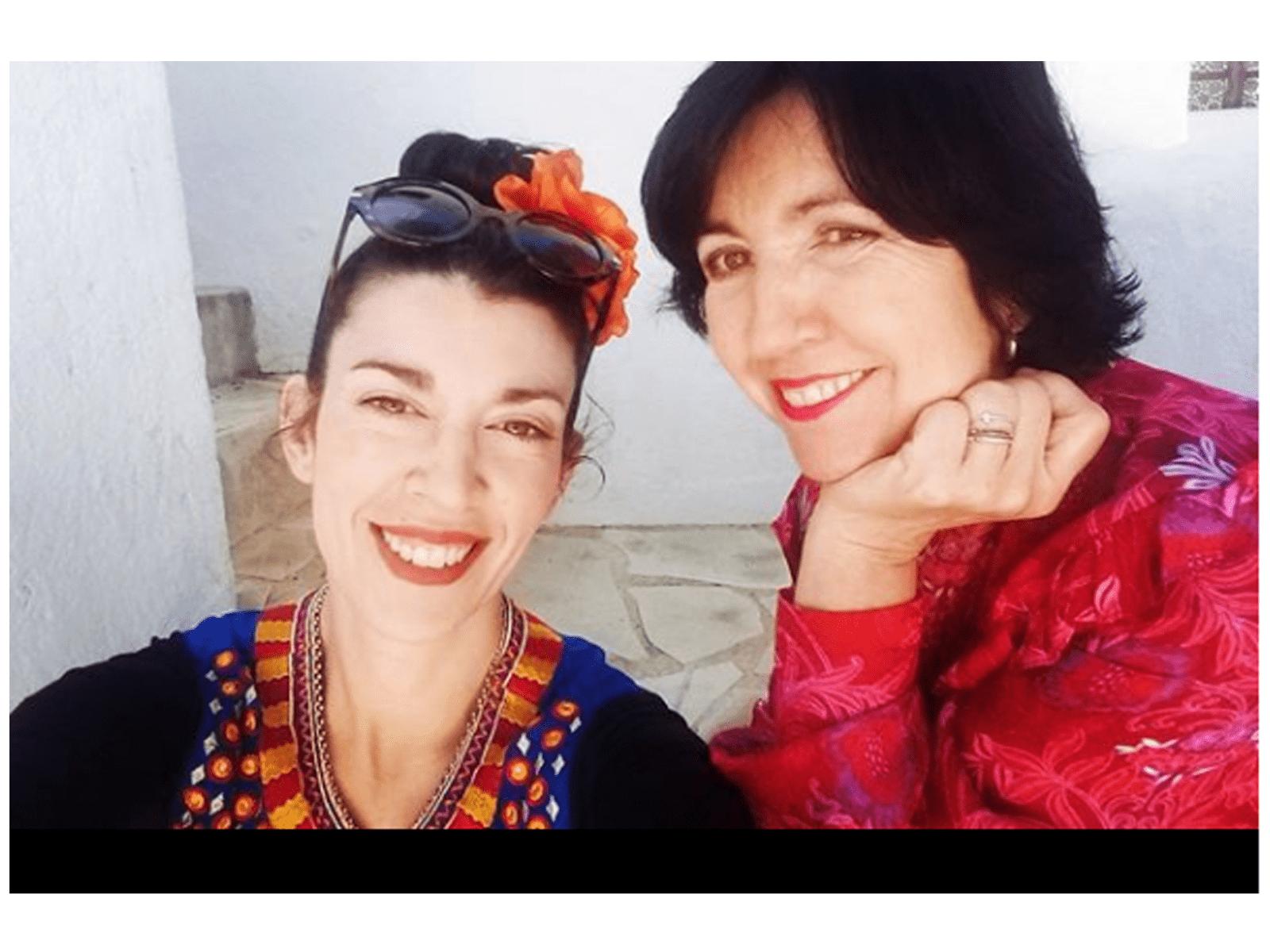 Lucia & Belen from Ibiza, Spain