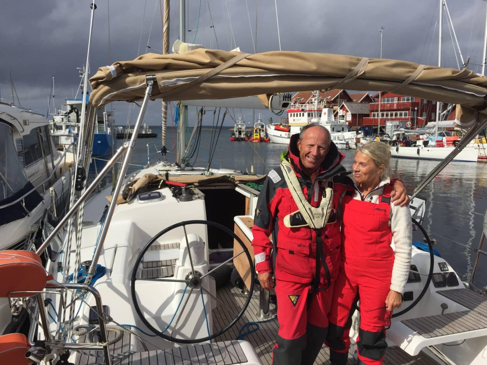 Mats & Jenny from Göteborg, Sweden