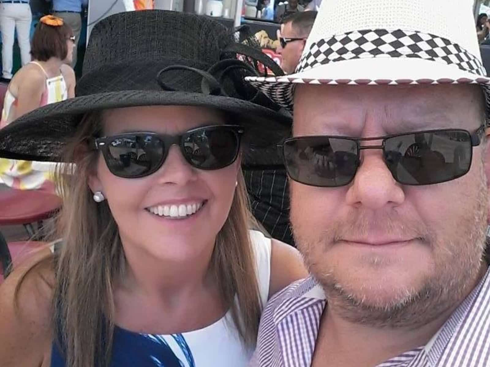 Marie & Ian from Perth, Western Australia, Australia