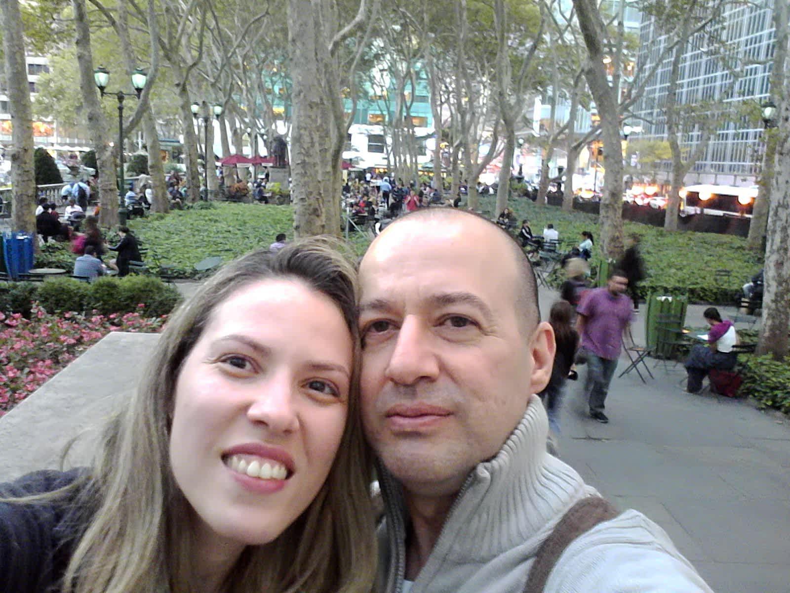 Letícia & Paulo from São Paulo, Brazil