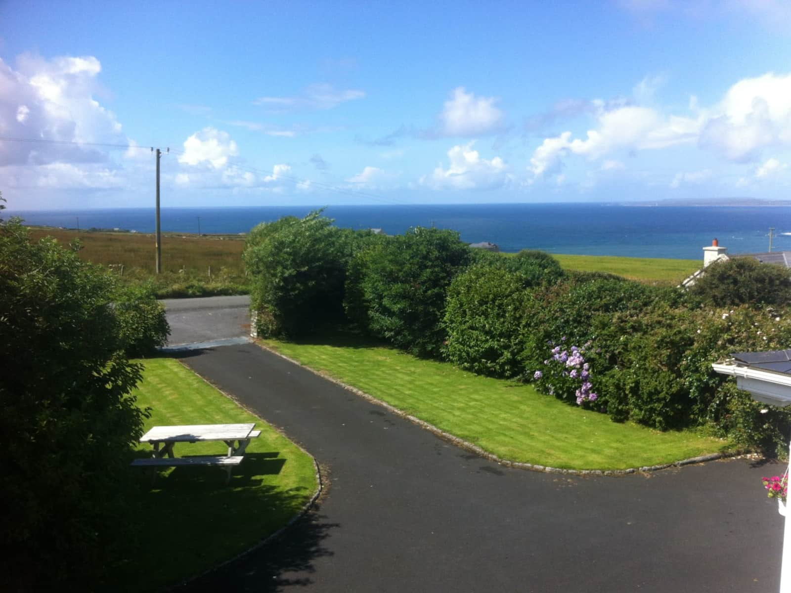 Housesitting assignment in Doolin, Ireland